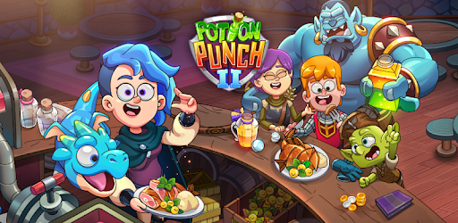 Potion Punch 2: Fantasy Cooking Adventures infinite currency