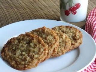 Grandma Helen's Oatmeal Cookies Recipe