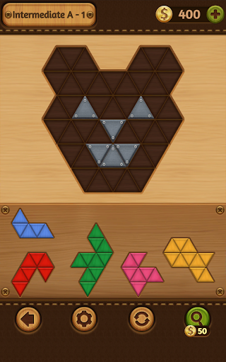 Block Puzzle Games: Wood Collection 1.1.7 screenshots 2