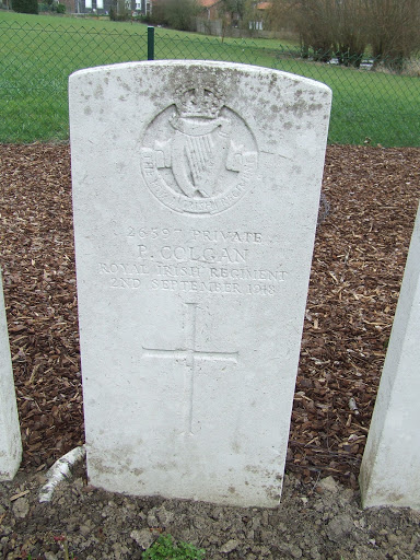 Patrick  Colgan grave