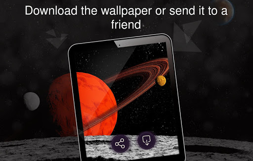 Cosmos wallpapers 4k 1.0.13 screenshots 12