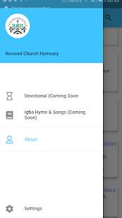 Presbyterian Revised Church Hymnary - náhled