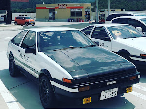 スプリンタートレノ AE86 AE86 GT-APEX 58年式のカスタム事例画像 lemoned_ae86さんの2019年08月24日16:47の投稿