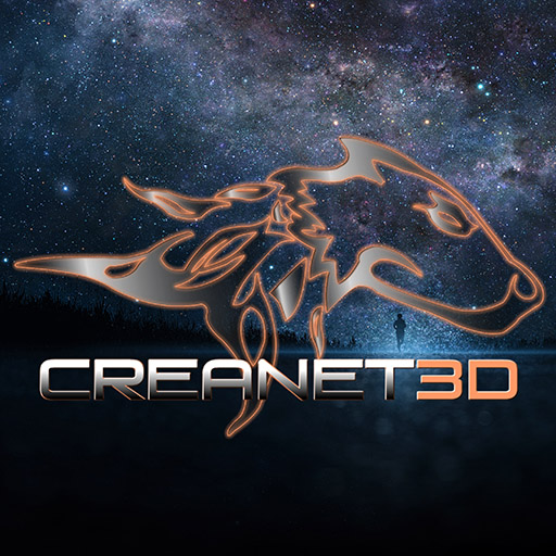 Creanet 3D avatar image