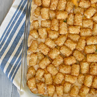 Ground Beef Tater Tot Casserole Corn Recipes.