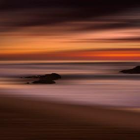 Tempo escorrido by Paulo Mendonça - Landscapes Beaches