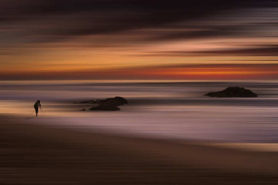 Tempo escorrido by Paulo Mendonça - Landscapes Beaches