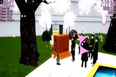 Yandere Simulator hint - náhled