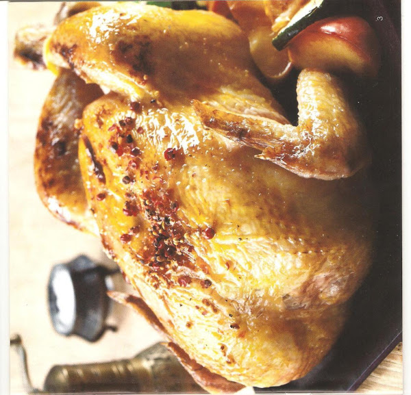Simple Roasted Chicken (sallye) Recipe