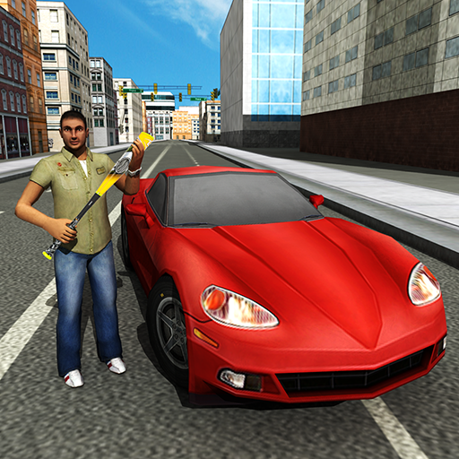 Crime City Story: Auto Theft