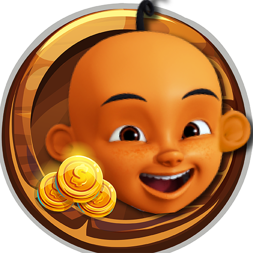 Upin The Adventure : Run & Jump Game