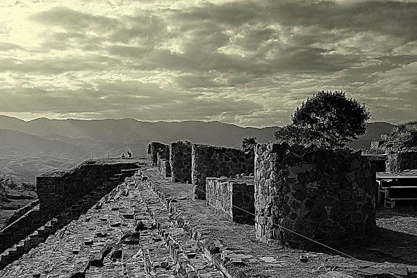 Tempio - Monte Alban  di Francesca Demichei
