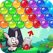 Bubble Shooter: Bunny Pop