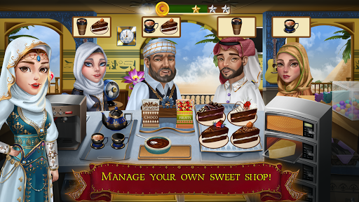 Dessert Chef: Arabic Sweets