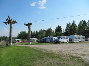 Photo: Pikku-Kiliin saapui 8 vaunukuntaa.
