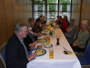 Photo: Essen im Kurhaus