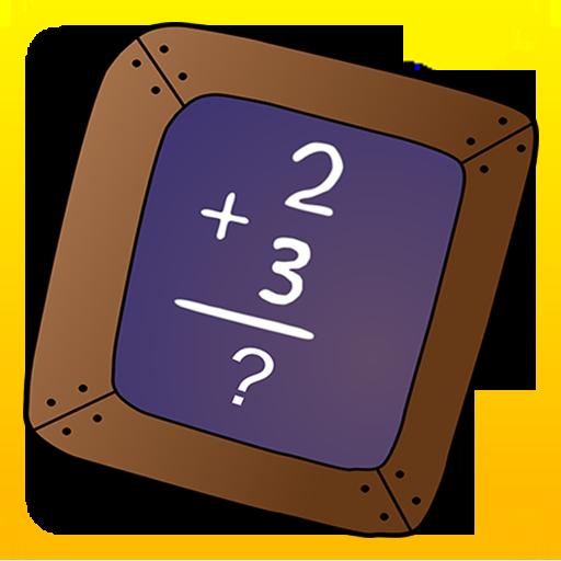 为孩子们的记忆数学 教育 App LOGO-硬是要APP