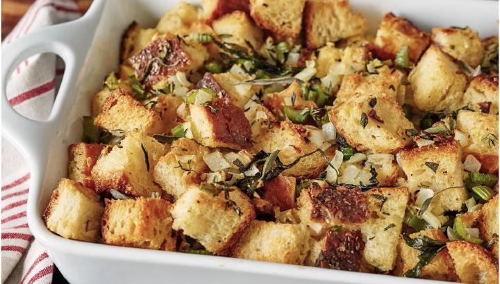 thanksgiving potluck recipe - Thanksgiving stuffing