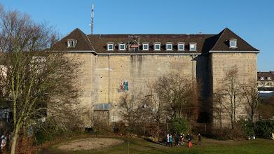 Photo: Hochbunker D-Rath Mitte