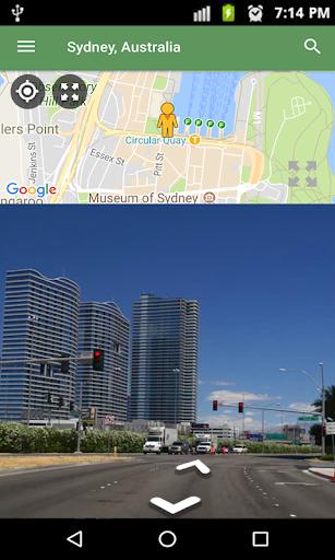 Street View Live Map u2013 Satellite Earth Navigation  screenshots 1