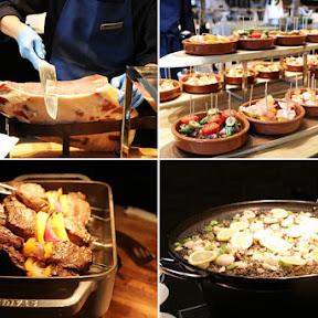 """ヒルトン名古屋 インプレイス3-3 """"美食の国""""スペインの料理を楽しむ夏のビュッフェ"""