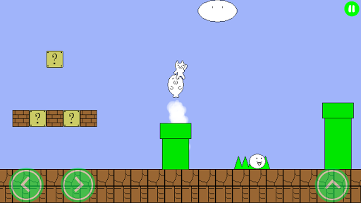 Super Cat World : Syobon Action  screenshots 2