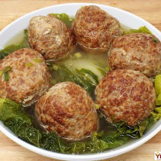 Lion'S Head Meatballs Recipe