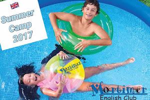 Campamento urbano 100% inglés de Mortimer English Club para niños de 4 a 11 años