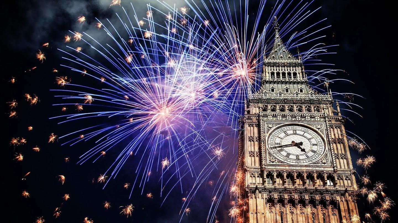 London's New Year's Day Celebration 2021