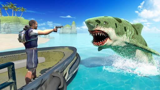 Hungry Shark Attack Simulator: New Hunting Game 30.8 screenshots 2