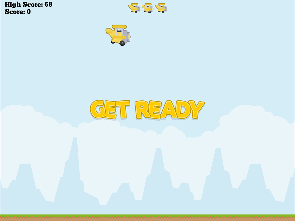 Gimpy Bomber 2- screenshot