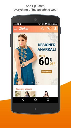 Zipker Women's Online Shopping  screenshots 3