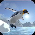 Arctic Penguin Icon