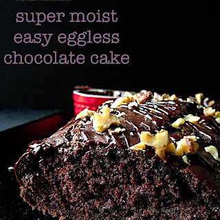 Walnut Cake Eggless Recipes
