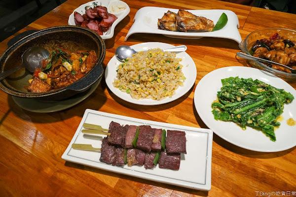 台南在地米其林推薦餐廳福樓Fu Lou,有琳琅滿目的中華料理、燒烤、海鮮、日本料理及鐵板燒餐點,非常適合商務、家庭聚餐