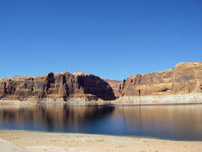 Photo: All alone on Lake Powell