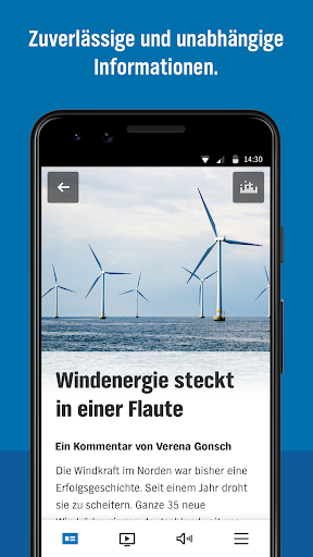 NDR Info screenshot 2