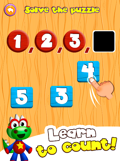 Preschool learning games for kids: shapes & colors 5.20 screenshots 2