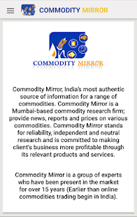 Commodity Mirror - náhled