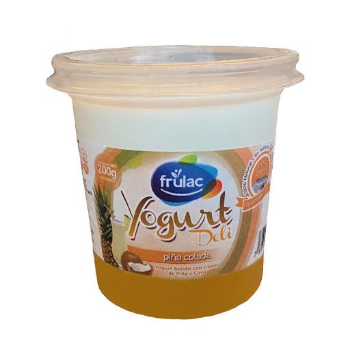 Yogurt Frulac Pina Colada 200Gr