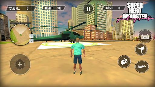 Super Gangster Hero : Grand Vegas Mafia Crime 1.0 screenshots 2