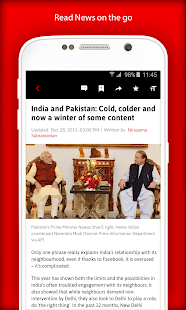 India News Indian Express- screenshot thumbnail