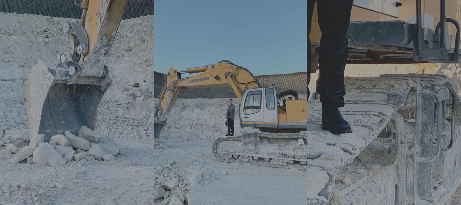 Et billede, der indeholder udendørs, gravemaskine, transport  Automatisk genereret beskrivelse