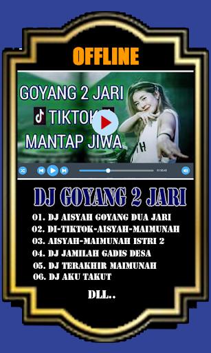 DJ Aisyah Goyang Dua Jari Offline 1.0 screenshots 3