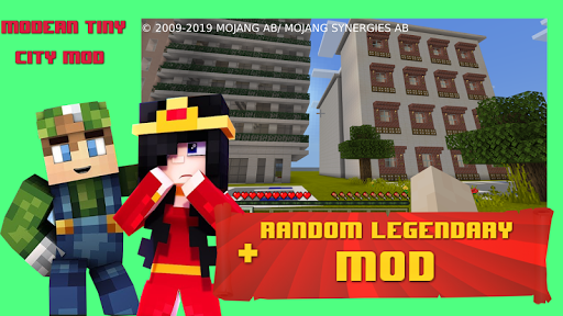 Tiny modern city mod modavailable screenshots 6