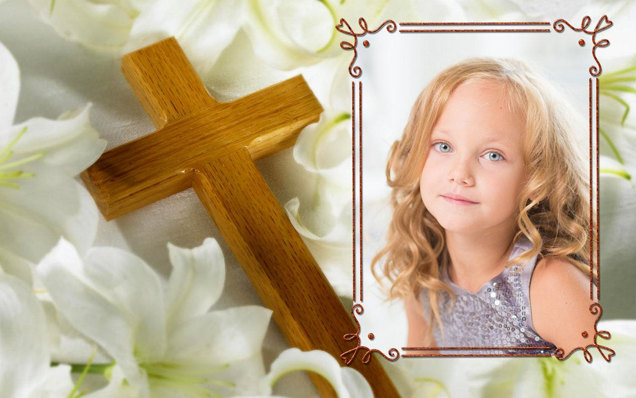 christian picture frames screenshot
