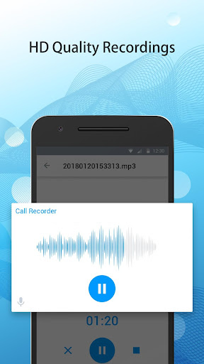 Automatic Call Recorder: Voice Recorder, Caller ID 1.2.2 screenshots 1