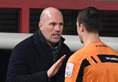 """Philippe Clement over sleutelmoment in de wedstrijd: """"Snap niet dat VAR niet overrulet"""""""