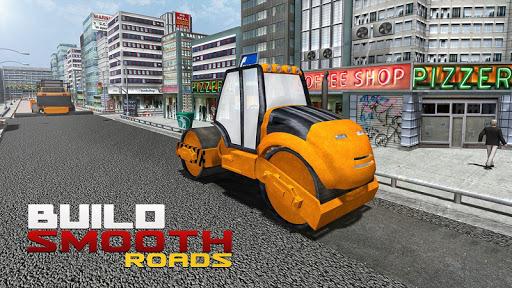 City Builder Road Construction  screenshots 4