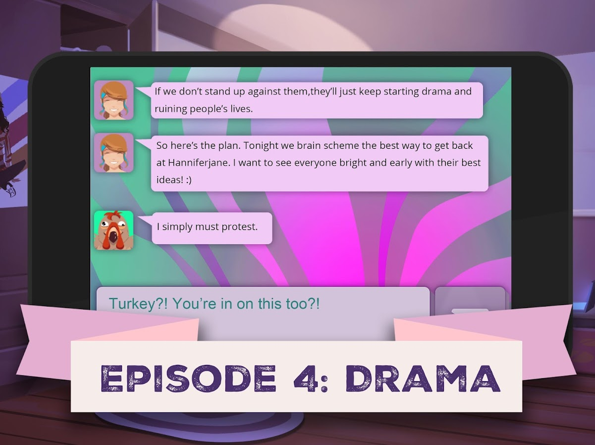 Gay dating sim app